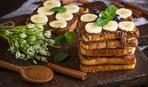 Сніданок з бананом і корицею – готуємо разом з Русланом Сенічкіним