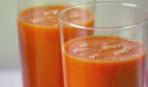 Морковно-манговый коктейль