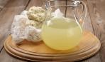 Как использовать молочную сыворотку: 3 лучших рецепта
