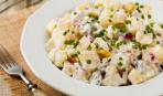 """Блюдо дня: картофельный салат """"Почти весна"""""""
