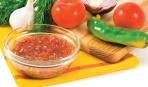 Как быстро приготовить сальсу?