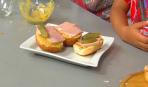 Сендвич с горчицей