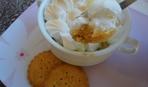 Что приготовить к чаю: цитрусовый десерт с меренгами