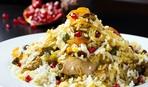Иранский праздничный плов: пошаговый фото-рецепт