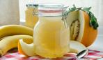 Диктат желтых: рецепт варенья из дыни, лимона и банана