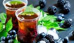 Летние чаи с ягодами