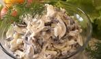 Рецепт вкусного салата на зиму: баклажаны в майонезе