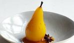 Рецепты Гордона Рамзи: груши вареные с шафраном