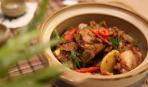 Жареная курица с имбирем на День Татьяны: пошаговый рецепт