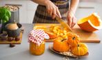 Самый простой рецепт маринованной тыквы на зиму