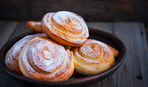Слабость Карлсона: шведские булочки-улитки