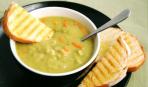Суп с соевыми бобами