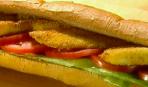 Рыбный сендвич