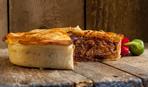 Английская классика: пирог с говядиной, почками и грибами