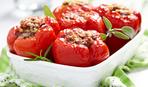 Секреты балканской кухни: перец фаршированные булгуром и изюмом