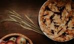 Что приготовить на десерт: закрытый пирог с творогом