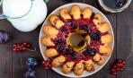 Изумительный кекс с ягодами «Летний дождь»