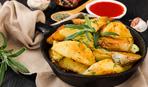 Картофель по-деревенски: рецепт с фото