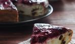 Черешнево-малиновый десерт (без выпечки)