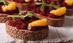 Три необычных рецепта бутербродов на Новый Год