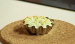 Мусс из козьего сыра и цукини к Рождественскому столу