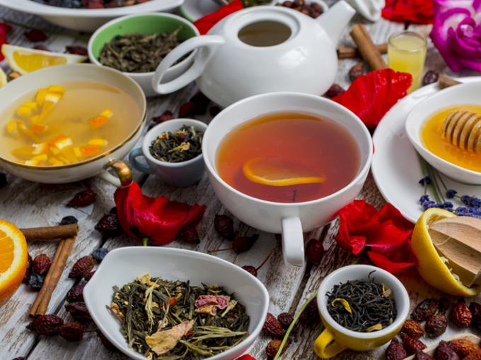 6 рецептов чая для поднятия иммунитета на каждый день
