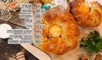 Великодні булочки з шоколадом - рецепти Руслана Сенічкіна