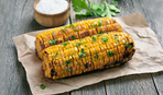 Кукуруза, запеченная в пряных травах - успейте приготовить!