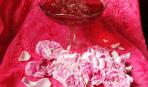 Варенье из лепестков розы (без варки)
