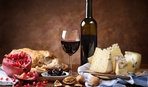 Как правильно сочетать вино с сыром