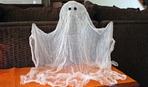 Милое привидение: мастер-класс на Хеллоуин