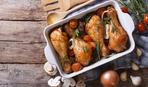 Секреты греческой кухни: цыпленок с розмарином