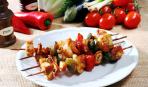 Рыбный пикник: закусочный минтай на шпажках