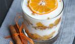 Мандариновий трайфл: покрововий рецепт