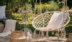 10 идей для создания уюта в саду с помощью гамака