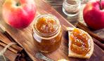 """Густое яблочное варенье """"Графское"""" (готовится в духовке)"""