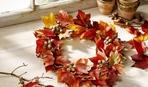 Осенние венки - тёплый уют своими руками
