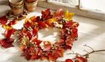 10 лучших идей поделок из осенних листьев