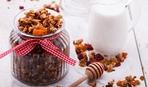 Готуємо вітамінну суміш Амосова з горіхів і сухофруктів