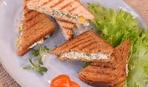 Сендвіч-гриль з овочами - рецепти Руслана Сенічкіна