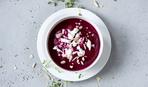 Готуємо крем-суп з буряка в прямому ефірі Сніданку з 1+1