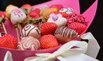10 лучших идей вкусных букетов на 14 февраля
