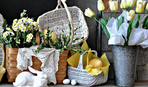 Фотогалерея: украшаем дом весенними цветами