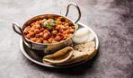 Индийская кухня: нут Чоле Масала