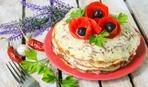 Летний кабачковый торт