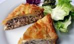 Блюдо дня: греческий мясной пирог Креатопита