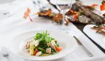 Салат з тунцем та овочами - як в ресторані