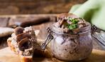 Диетический паштет из грибов и тофу