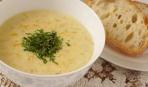 Суп овсяный постный