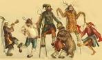 Солярный символ, боги, медведи и при чем тут блины